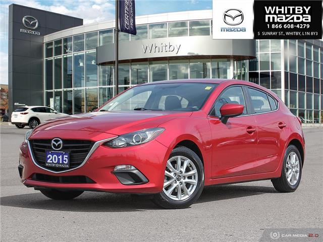 2015 Mazda Mazda3 Sport GS (Stk: P17775A) in Whitby - Image 1 of 27