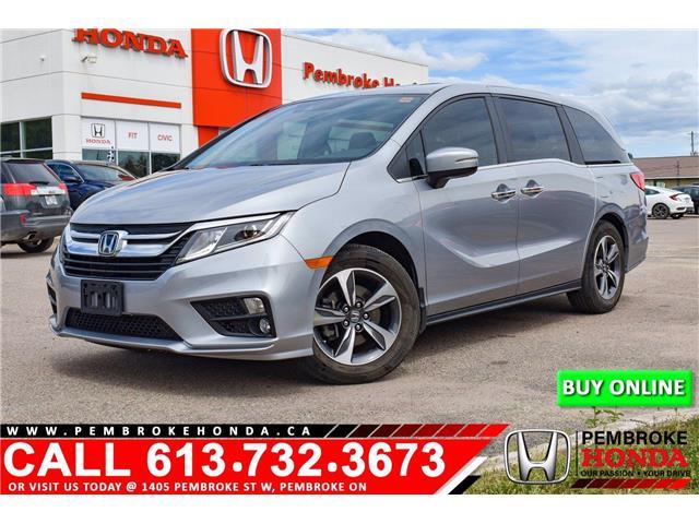 2019 Honda Odyssey EX (Stk: P7550) in Pembroke - Image 1 of 14