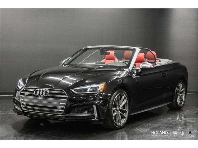 2018 Audi S5 3.0T Technik (Stk: P0888) in Montreal - Image 1 of 30