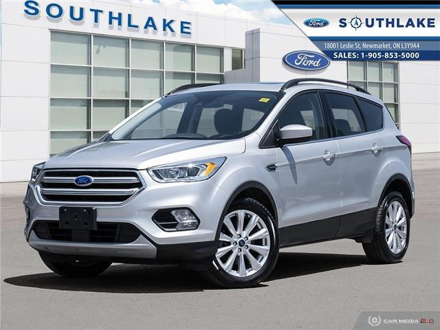 2019 Ford Escape SEL (Stk: 33574A) in Newmarket - Image 1 of 27