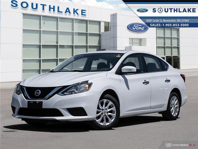 2017 Nissan Sentra  (Stk: P51701) in Newmarket - Image 1 of 27