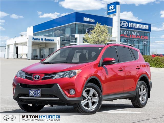 2015 Toyota RAV4 XLE (Stk: 333192) in Milton - Image 1 of 22