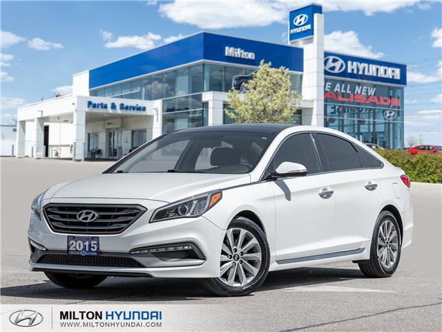 2015 Hyundai Sonata Sport (Stk: 052320) in Milton - Image 1 of 21