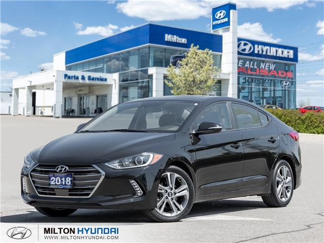 2018 Hyundai Elantra GLS (Stk: 642203A) in Milton - Image 1 of 21