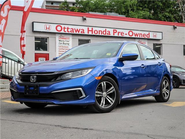 2019 Honda Civic LX (Stk: H90990) in Ottawa - Image 1 of 26
