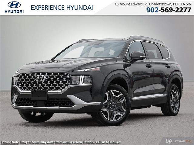 2021 Hyundai Santa Fe HEV Preferred w/Trend Package (Stk: N1427) in Charlottetown - Image 1 of 23