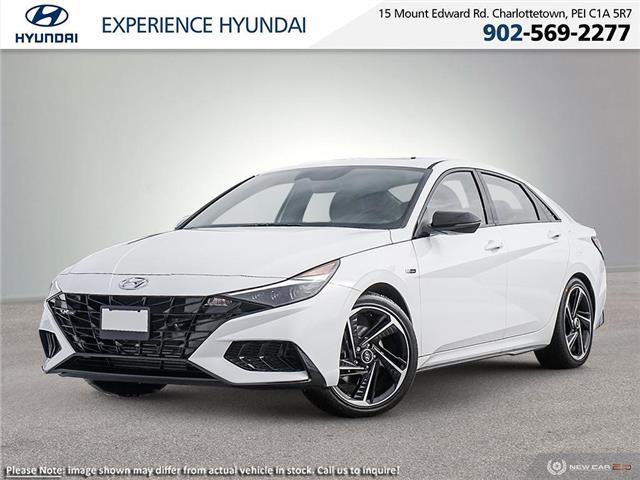 2021 Hyundai Elantra N Line (Stk: N1429) in Charlottetown - Image 1 of 23