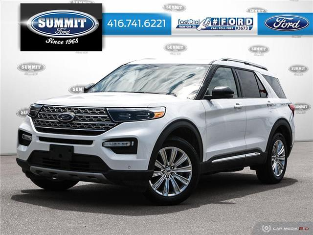 2020 Ford Explorer Limited (Stk: P22220) in Toronto - Image 1 of 27