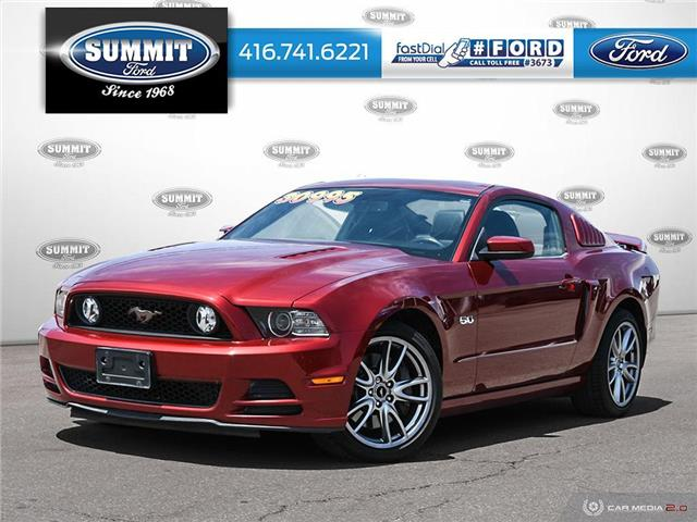 2014 Ford Mustang GT (Stk: 21D8621A) in Toronto - Image 1 of 27