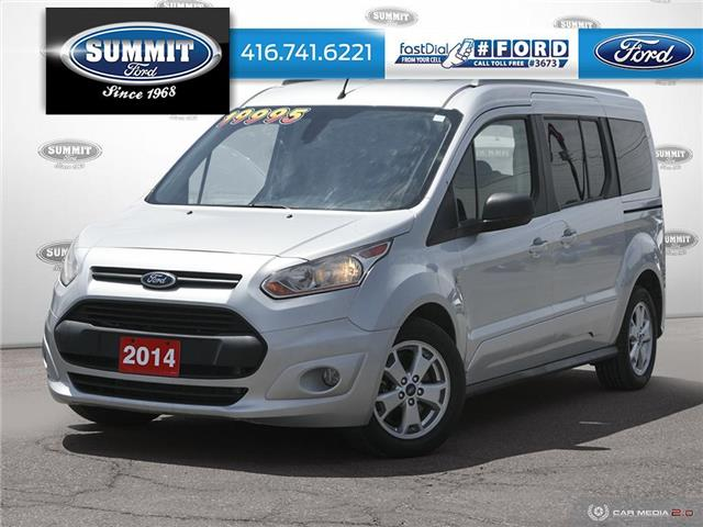 2014 Ford Transit Connect XLT (Stk: P22211) in Toronto - Image 1 of 27