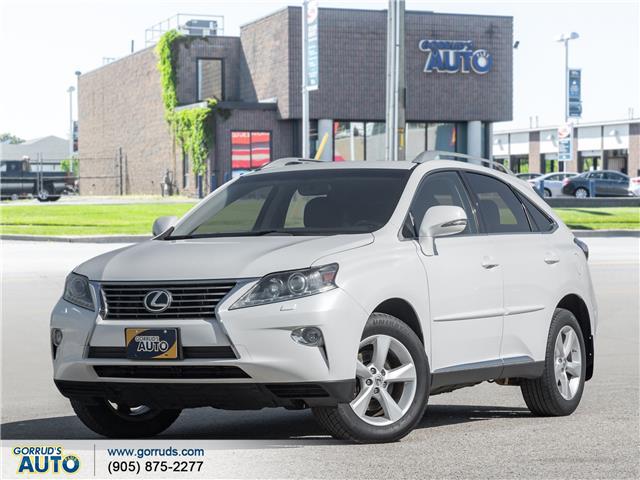 2014 Lexus RX 350 Base (Stk: 250869) in Milton - Image 1 of 23