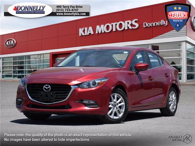 2018 Mazda Mazda3  (Stk: KV434A) in Ottawa - Image 1 of 24