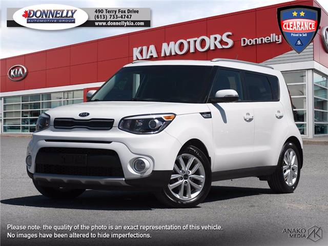 2019 Kia Soul EX (Stk: KV446DTA) in Ottawa - Image 1 of 28