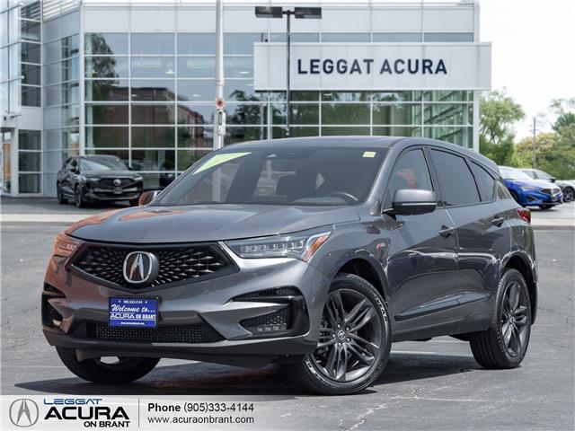 2019 Acura RDX A-Spec (Stk: 4492) in Burlington - Image 1 of 25