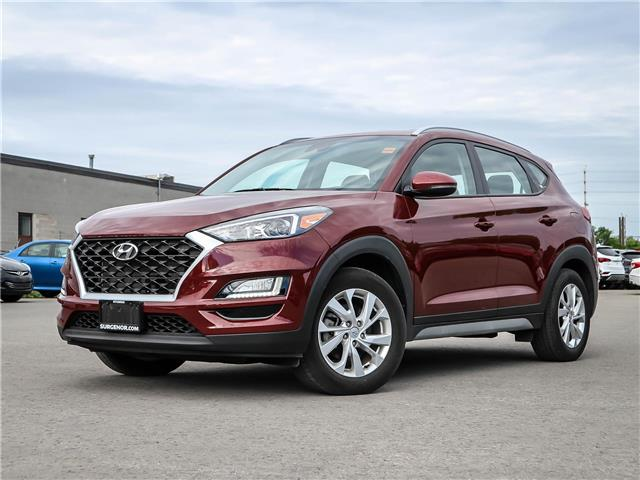 2019 Hyundai Tucson Preferred (Stk: S20258A) in Ottawa - Image 1 of 8