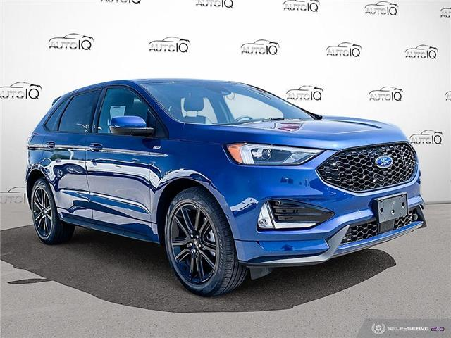2021 Ford Edge ST Line (Stk: S1346) in St. Thomas - Image 1 of 26