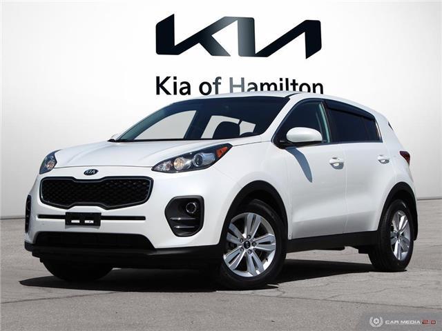 2018 Kia Sportage LX (Stk: SP21073A) in Hamilton - Image 1 of 25