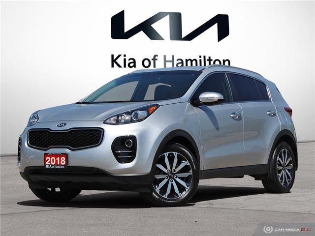 2018 Kia Sportage EX (Stk: SP21076A) in Hamilton - Image 1 of 27