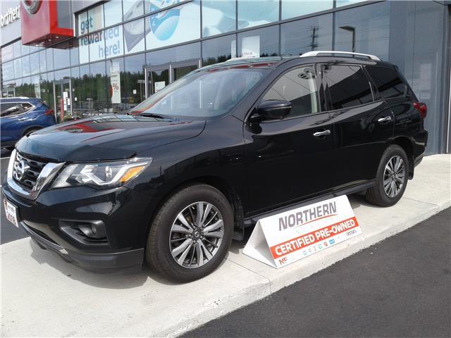 2018 Nissan Pathfinder SL Premium (Stk: 11823A) in Sudbury - Image 1 of 11