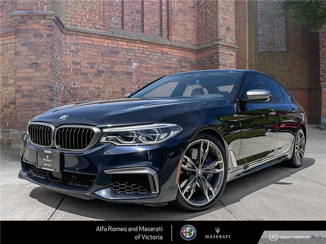 2018 BMW M550i xDrive (Stk: 905560) in Victoria - Image 1 of 25