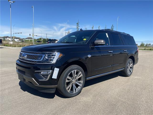 2021 Ford Expedition Max King Ranch (Stk: MEP011) in Fort Saskatchewan - Image 1 of 21