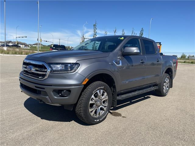 2021 Ford Ranger Lariat (Stk: MRN003) in Fort Saskatchewan - Image 1 of 20