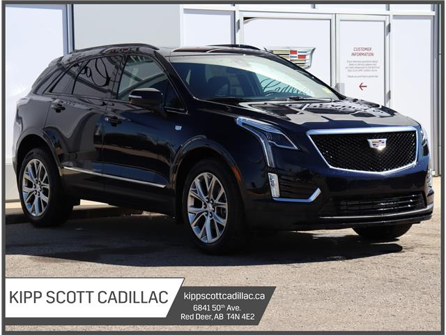 2021 Cadillac XT5 Sport (Stk: 25979) in Red Deer - Image 1 of 38