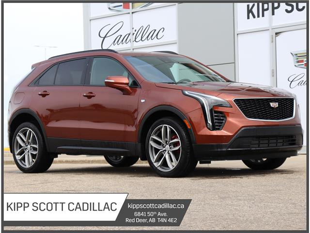 2021 Cadillac XT4 Sport (Stk: 54194) in Red Deer - Image 1 of 38