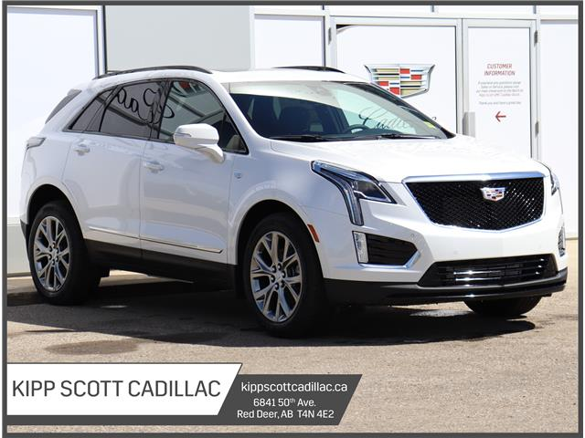 2021 Cadillac XT5 Sport (Stk: 72487) in Red Deer - Image 1 of 38