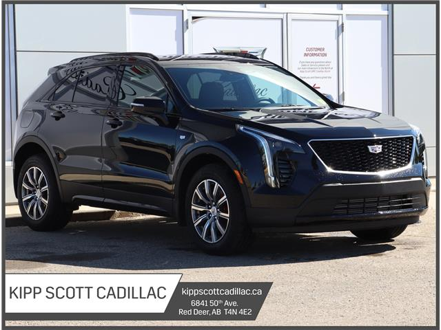 2021 Cadillac XT4 Sport (Stk: 77613) in Red Deer - Image 1 of 38