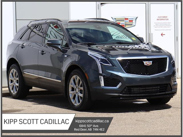 2021 Cadillac XT5 Sport (Stk: 134970) in Red Deer - Image 1 of 38