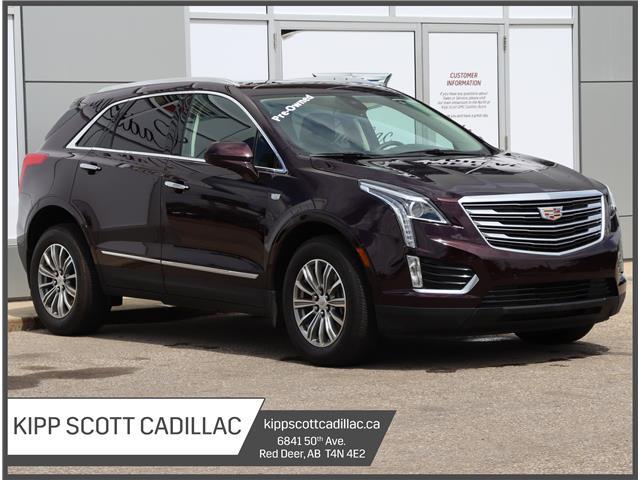 2018 Cadillac XT5 Luxury (Stk: P11378) in Red Deer - Image 1 of 39