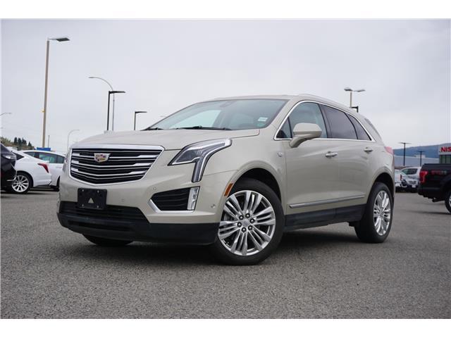 2017 Cadillac XT5 Premium Luxury (Stk: 21-216A) in Kelowna - Image 1 of 16