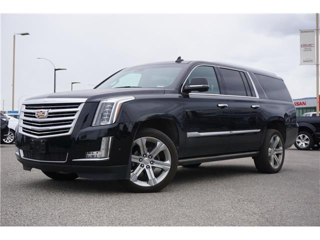 2017 Cadillac Escalade ESV Platinum (Stk: 21-712A) in Kelowna - Image 1 of 26