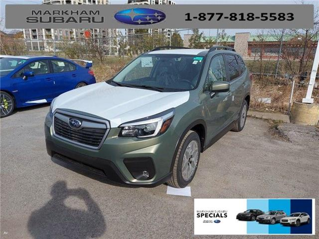 2021 Subaru Forester Convenience (Stk: M-10061) in Markham - Image 1 of 2