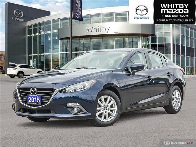 2015 Mazda Mazda3 GS (Stk: 210440A) in Whitby - Image 1 of 27