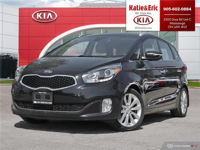 2015 Kia Rondo EX (Stk: TR21025A) in Mississauga - Image 1 of 24