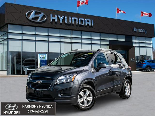 2013 Chevrolet Trax 2LT (Stk: 21238A) in Rockland - Image 1 of 27