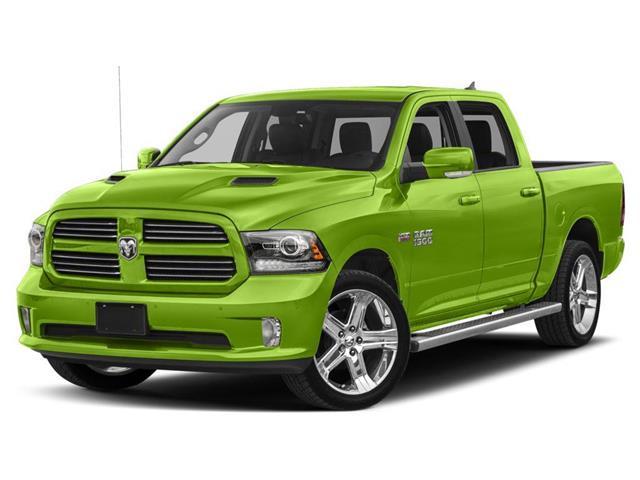 2017 RAM 1500 Sport (Stk: P21-085A) in Grande Prairie - Image 1 of 9