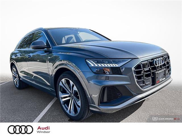 2021 Audi Q8 55 Technik (Stk: 21205) in Windsor - Image 1 of 30
