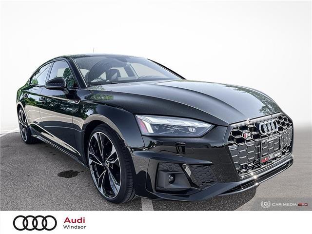 2021 Audi S5 3.0T Technik (Stk: 21207) in Windsor - Image 1 of 30
