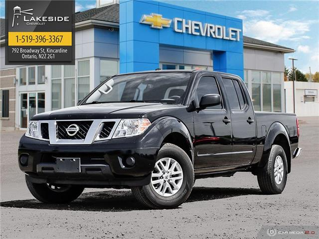 2018 Nissan Frontier SV (Stk: P6280A) in Kincardine - Image 1 of 26