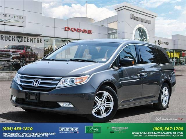 2012 Honda Odyssey Touring (Stk: 14050B) in Brampton - Image 1 of 30