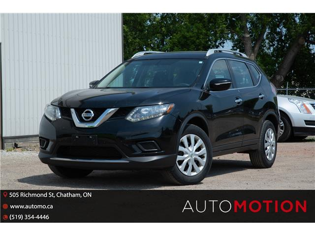 2014 Nissan Rogue  (Stk: 211076) in Chatham - Image 1 of 21
