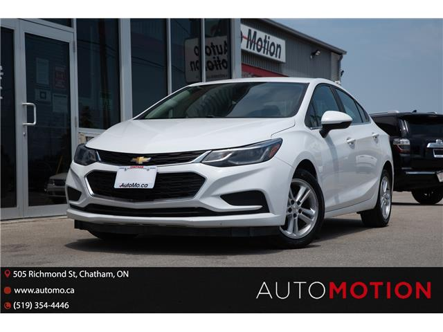 2016 Chevrolet Cruze LT Auto (Stk: 21934) in Chatham - Image 1 of 23