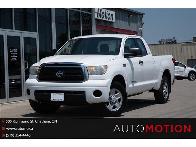 2013 Toyota Tundra  (Stk: 211022) in Chatham - Image 1 of 19