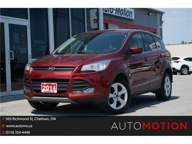 2014 Ford Escape SE (Stk: 211053) in Chatham - Image 1 of 22