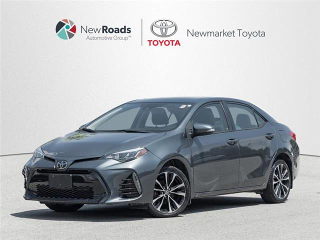 2017 Toyota Corolla  (Stk: 360502) in Newmarket - Image 1 of 22