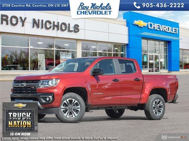 2021 Chevrolet Colorado Z71 (Stk: X421) in Courtice - Image 1 of 23