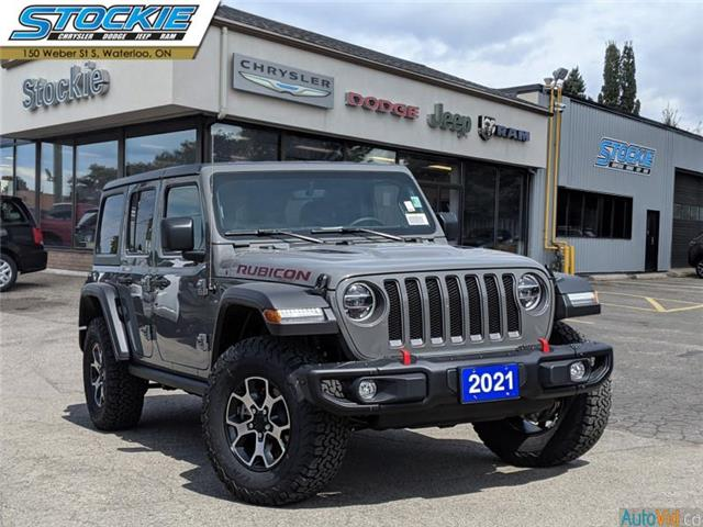 2021 Jeep Wrangler Unlimited Rubicon (Stk: 36628) in Waterloo - Image 1 of 16